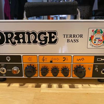 Orange Terror Bass 500-Watt Bass Amp Head for sale