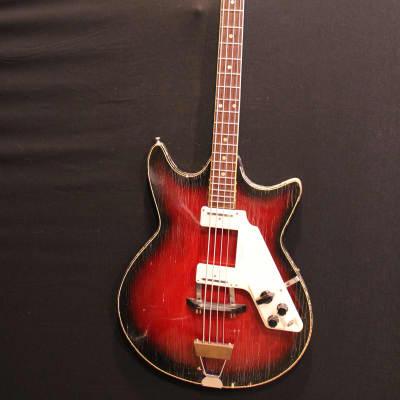 Egmond Bass 7 1960s Sunburst for sale