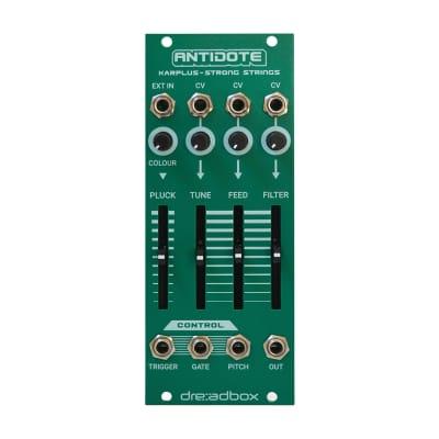 Dreadbox Antidote 10 hp Karplus-Strong String Synthesizer Eurorack Module