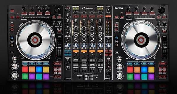Pioneer DDJ-SZ2 Pro DJ Controller - Serato DJ - 4 Channel | Reverb
