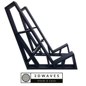 3DWAVES Stands For 6U Eurorack Cases