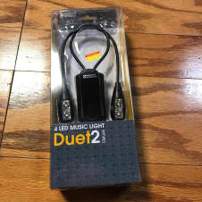 Mighty Bright 51810 Duet 2 Deluxe 4 LED music light