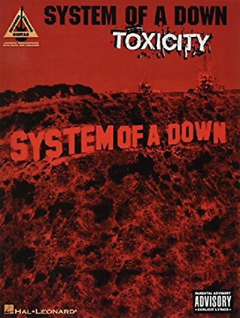 System Of A Down Toxicity Guitar Reverb