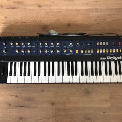 Korg PolySix (Serviced / Warranty)