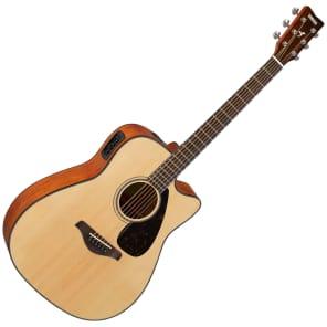 Yamaha FGX800C Acoustic Guitar Natural
