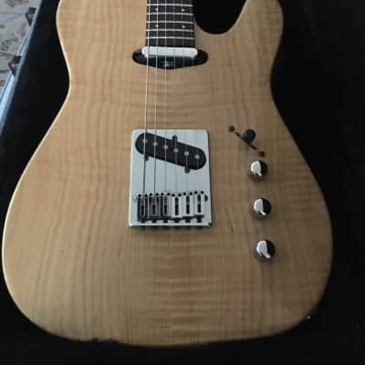 PBC tele style  90's natural for sale