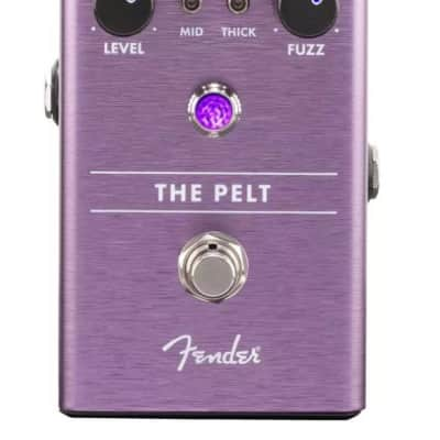 Fender The Pelt Fuzz Pedal for sale