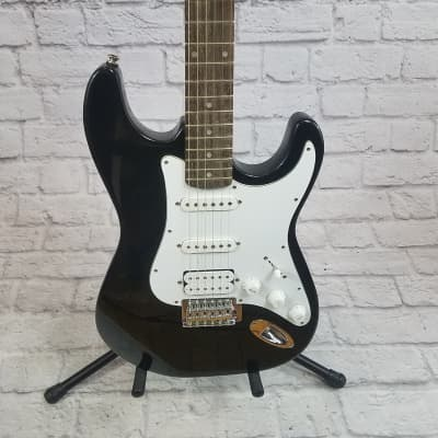 Crate Electra Strat Style Electric Guitar - Black for sale