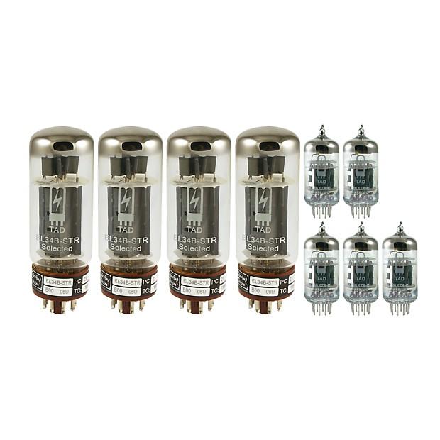 tube amp doctors tube set for marshall jvm 410 h c reverb. Black Bedroom Furniture Sets. Home Design Ideas
