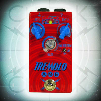 NEW! Cusack Music Tremolo AME Red FREE SHIPPING! image