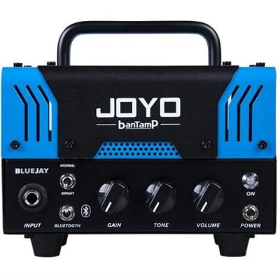Joyo Bantamp Bluejay Mini 20 Watt Hybrid Tube Bluetooth Amplifier