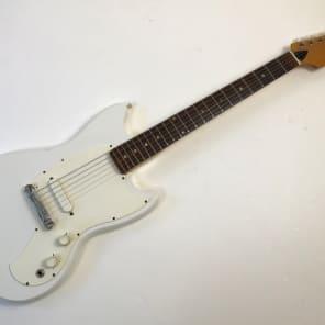 Kalamazoo KG-1 1966 Glacier White for sale