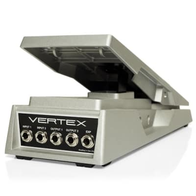 Vertex Effects  Stereo Volume Pedal