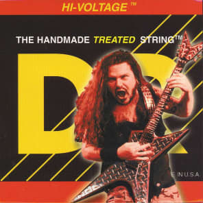 DR DBG-9/46 Dimebag Darrell Hi-Voltage Electric Guitar Strings - Lite N Heavy (9-46)