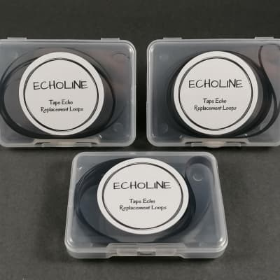 30X MEAZZI Echomatic Echo tape loops - SHORT loop - tapes