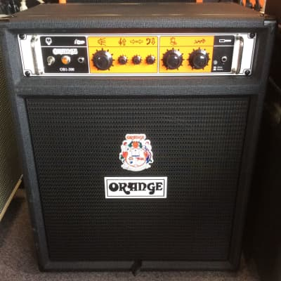 Orange OB1-300 Bass Amplifier Combo 1x15 image