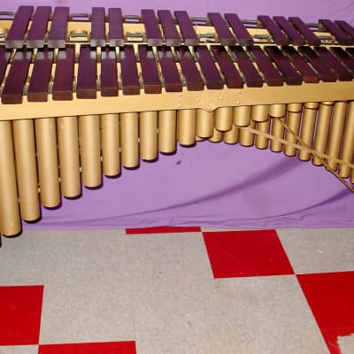 Absolutely STUNNING condition DEAGAN #40 Diana Marimba 4 octaves