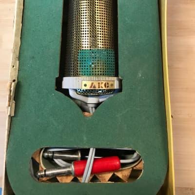 AKG D88 Microphone