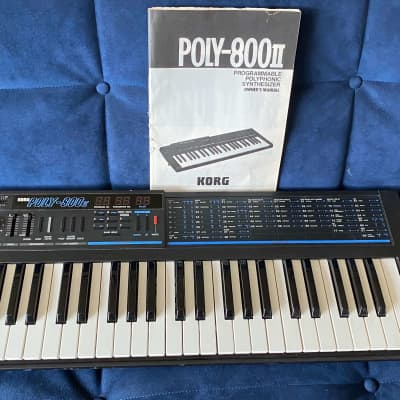 Korg Poly-800 MKII