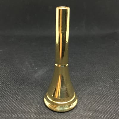 Used Wick 6N horn, gold plate