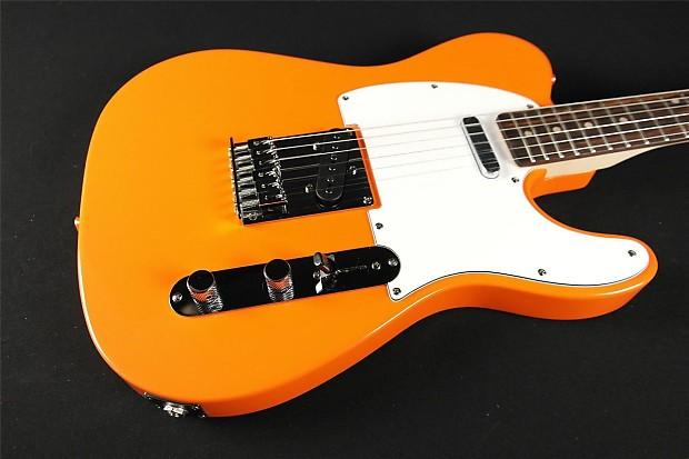 affinity telecaster competition orange