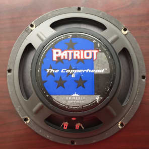 "Eminence COP10-8 Patriot Series Copperhead 10"" 75-Watt Replacement Guitar Speaker - 8 Ohm"
