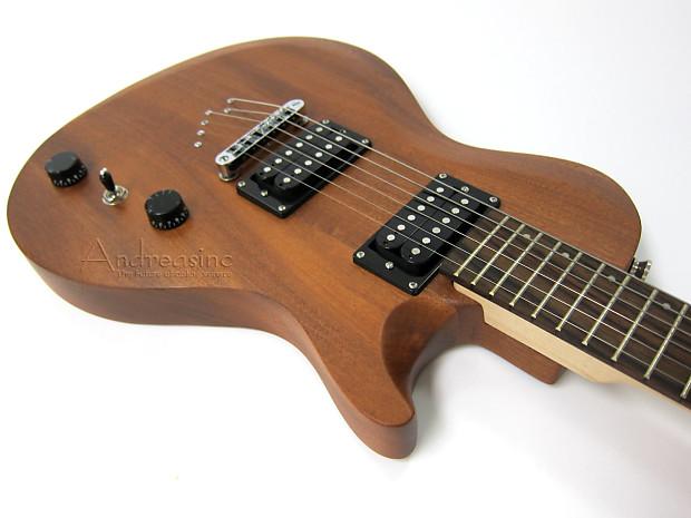 kona mahogany electric guitar reverb. Black Bedroom Furniture Sets. Home Design Ideas