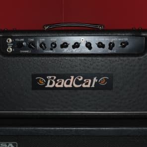 Bad Cat Hot Cat 30R 30-Watt Guitar Amp Head with Reverb