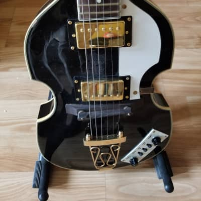 Giannini GVG-252  Violin-style Electric Guitar for sale