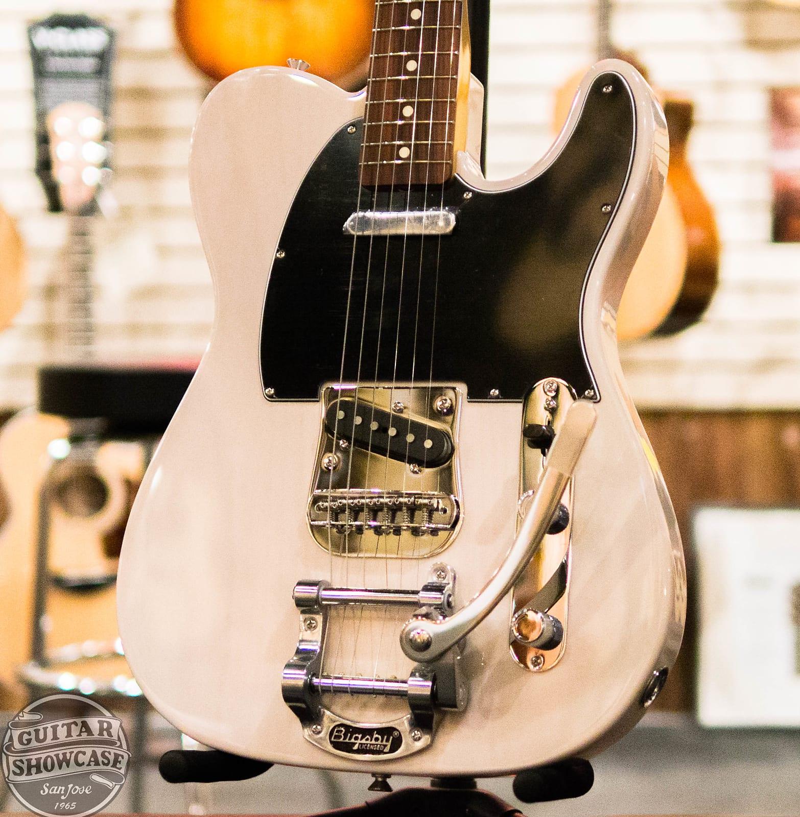 Fender Vintera '60s Telecaster Bigsby White Blonde