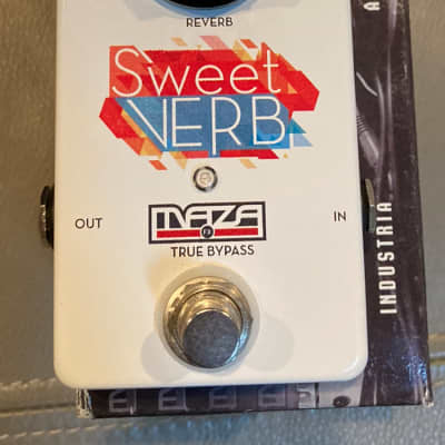 Maza Fx Sweet Verb Reverb Pedal