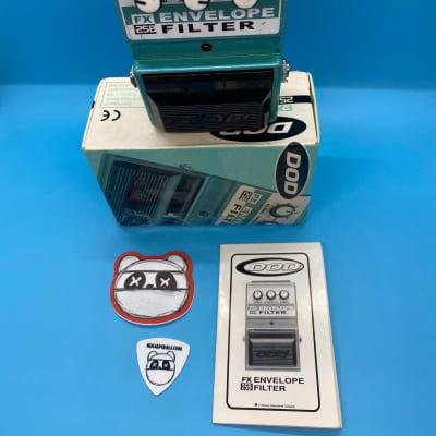 Vintage DOD FX25B Envelope Filter Pedal w/Original Box | Fast Shipping!