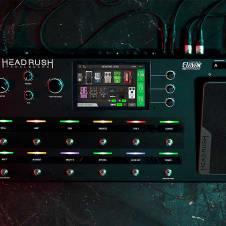 Headrush Multi Effects Pedalboard (w/Gator case) 2017
