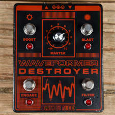 Death By Audio Waveformer Destroyer Pedal MINT
