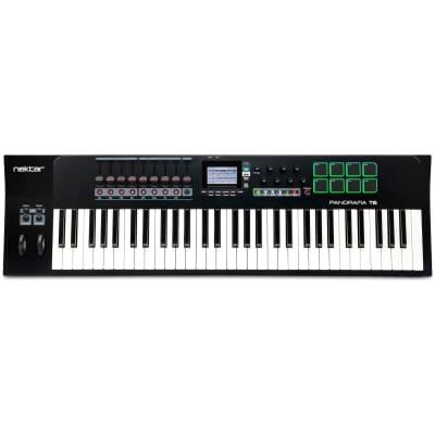 Nektar Panorama T6 61 Key Keyboard Controller