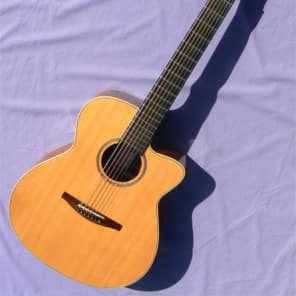 2002 Nickerson FC3: Rare Flat Top Seven String for sale
