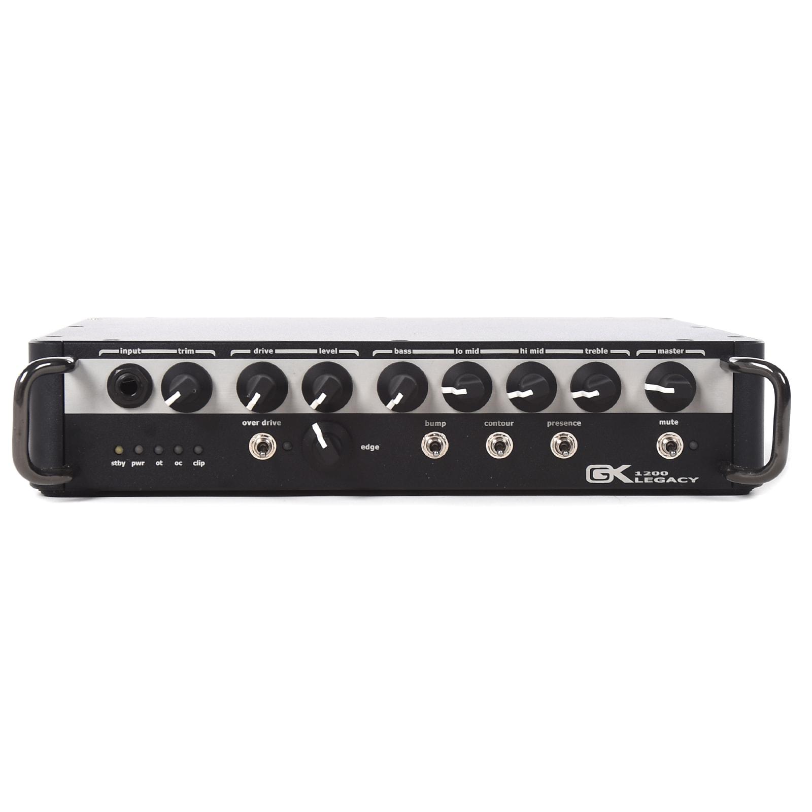 Gallien-Krueger Legacy 1200 1200W Ultra Light Bass Head