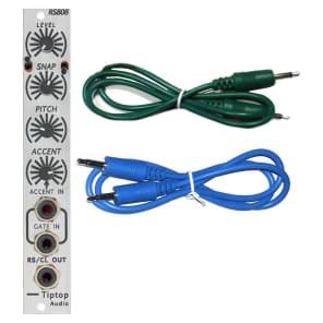 Tiptop Audio RS808 Rimshot/Clavs Generator Synth Module Bundle