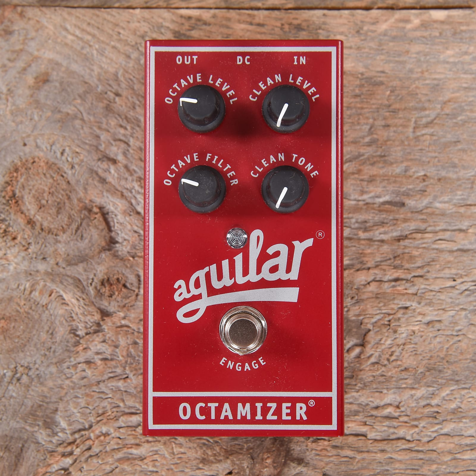 Aguilar Octamizer Analogue Octave Pedal USED