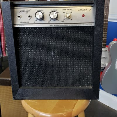 Kalamazoo Amp Model Two Solid State Model for sale