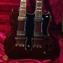Gibson EDS-1275 2001 Cherry image