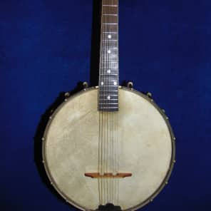 Bacon Professional banjo/ mandolin 1920 Aged Natural Satin for sale