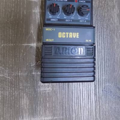 Used Arion MOC-1 Octave Pedal for sale