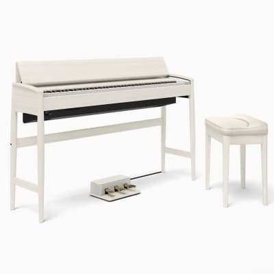 Roland KF-10 Kiyola 88-Key Artisan Digital Upright Piano
