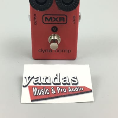 MXR Dyna Comp M-102