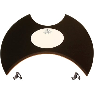 Aquarian Super-Pad Bass Drum Dampening Pad 18