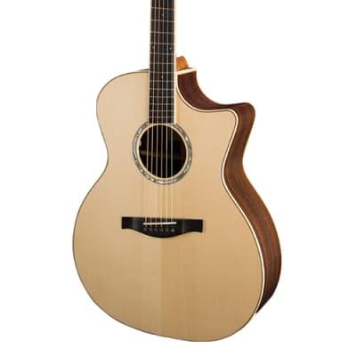 Eastman AC822CE Grand Auditorium Guitar, cutaway electric for sale