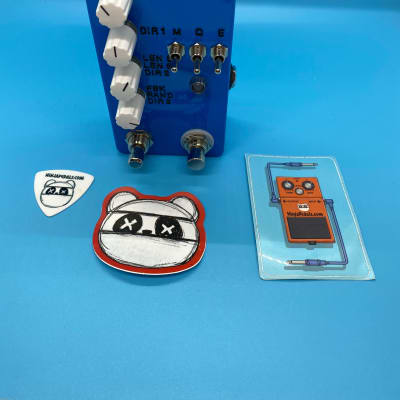 Montreal Assembly Count to Five Delay Sampler   Fast Shipping!