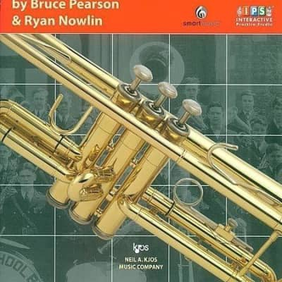 Tradition Of Excellence Book 1 - Trumpet image