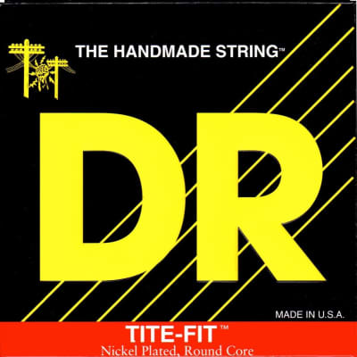 DR Tite-Fit LT-9 Electric Guitar Strings